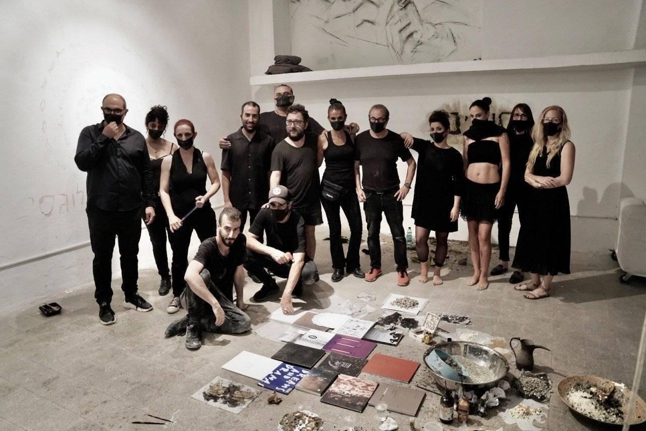 אמני המעבדה לאמנות 2020