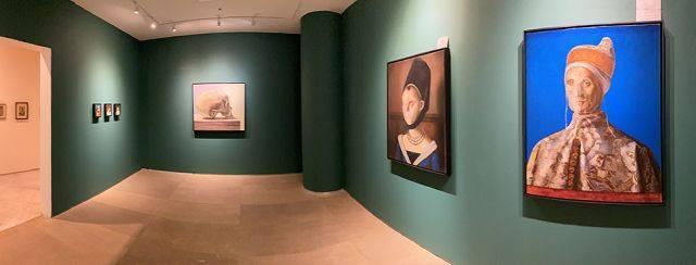 דביר כהן קידר במוזיאון אשדוד
