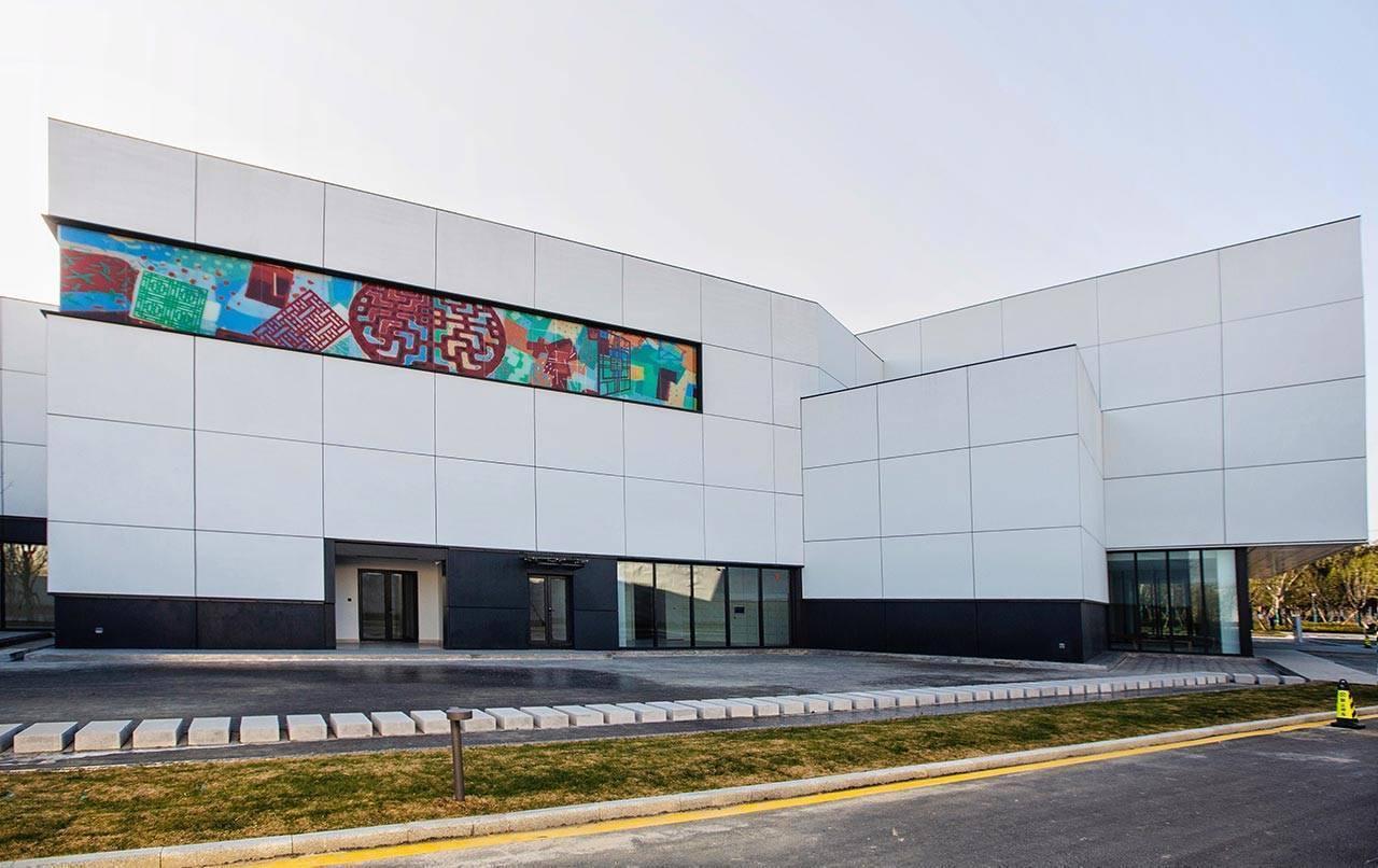 מרכז האמנות GARDIAN ב־SUZHOU, סין
