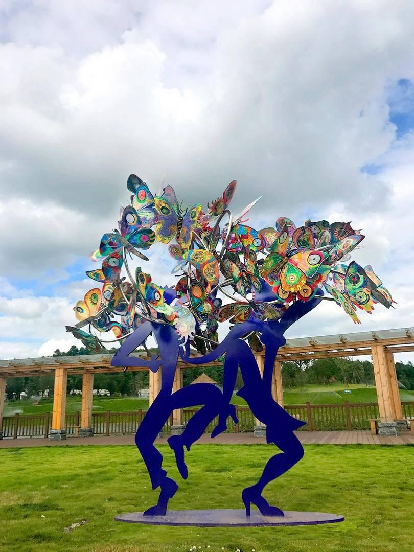 דודו גרשטיין, פארק GUIZHOU, סין