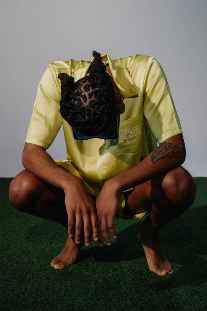 אמינה לבוש ב־Kesh Limited