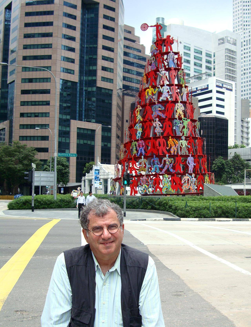 דודו גרשטיין, מומנטום, סינגפור