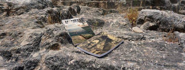 מתוך הגליון השלישי של מגזין מניפסט