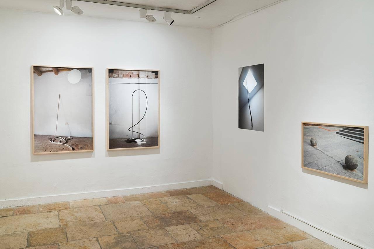 מתוך התערוכה בבית האמנים ירושלים, 2018