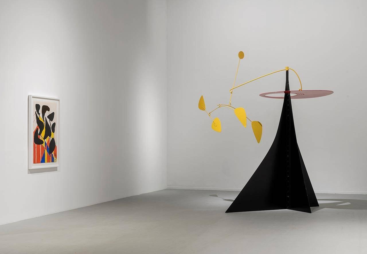 אלכסנדר קאלדר, מוזיאון תל אביב