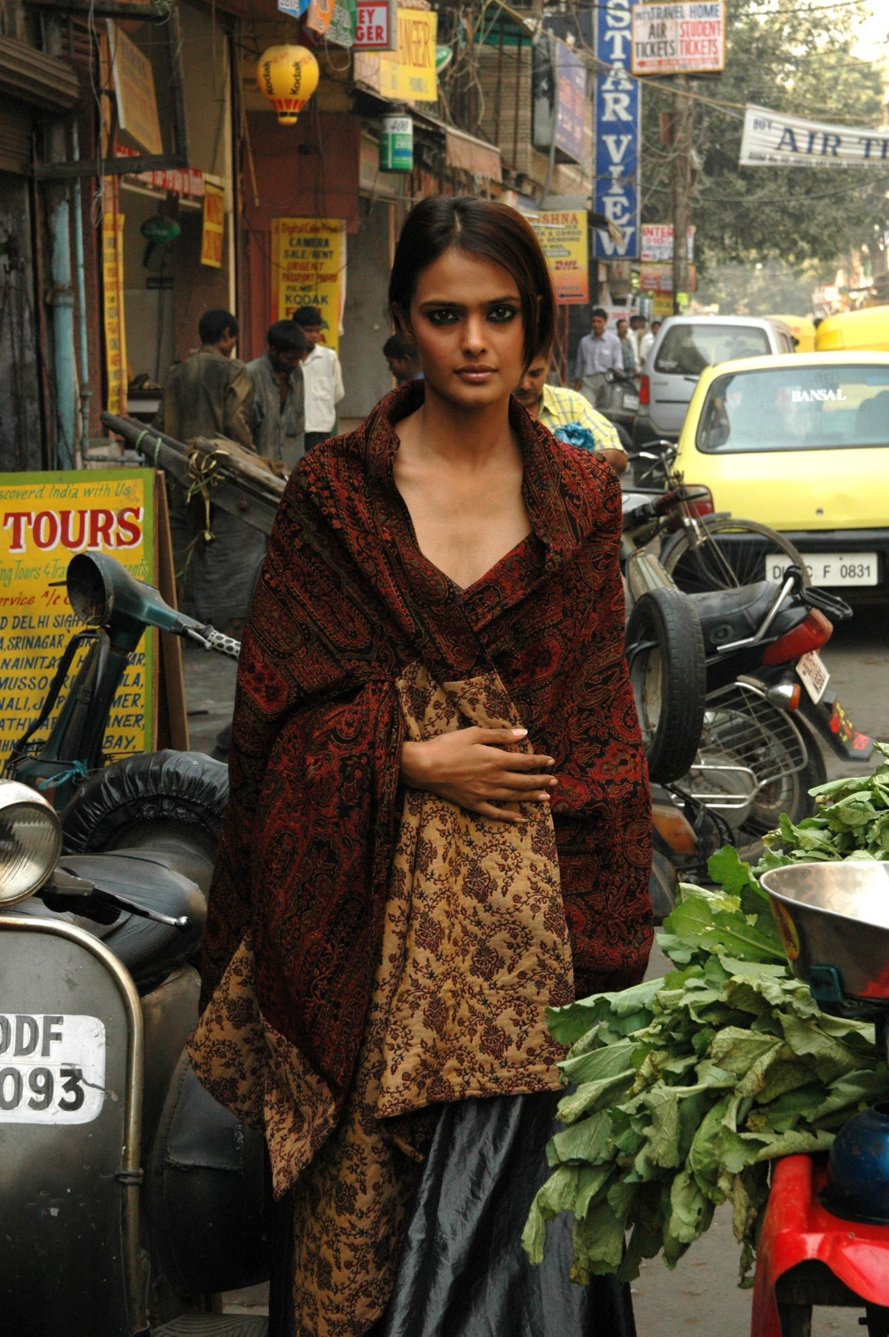 המסע לאופיר, הודו, 2005-6