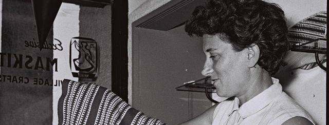 רות דיין, 1956