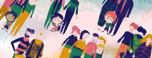אוריין אוזברקמן, משפחות בהמון צורות