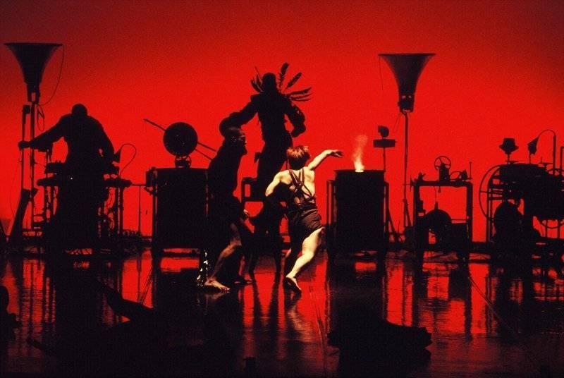 סבוטז' בייבי, להקת בת שבע, 1997. צילום: גדי דגון