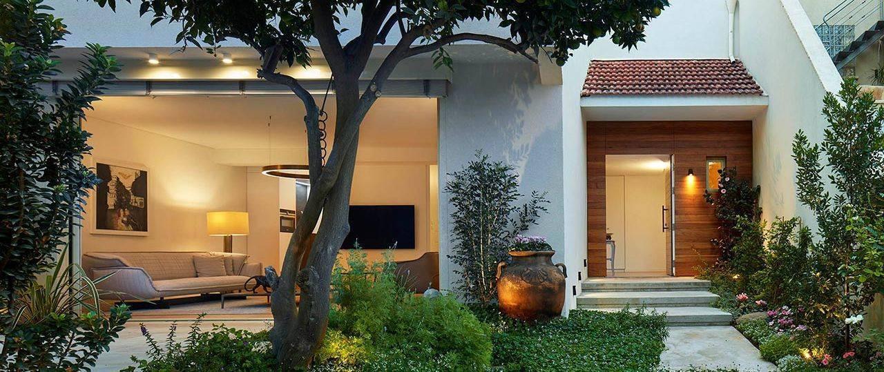 בלומנפלד מור אדריכלים, קוטג׳ בשרון