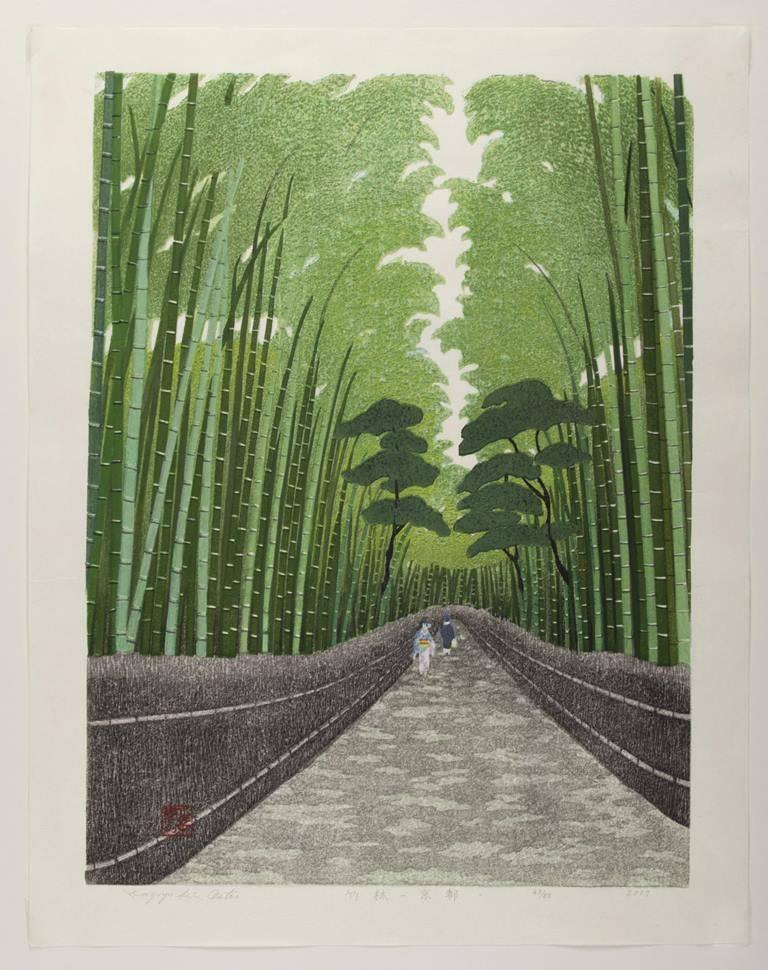 אוטסו קאזויוקי במוזיאון טיקוטין. צילום: סטס קורולוב