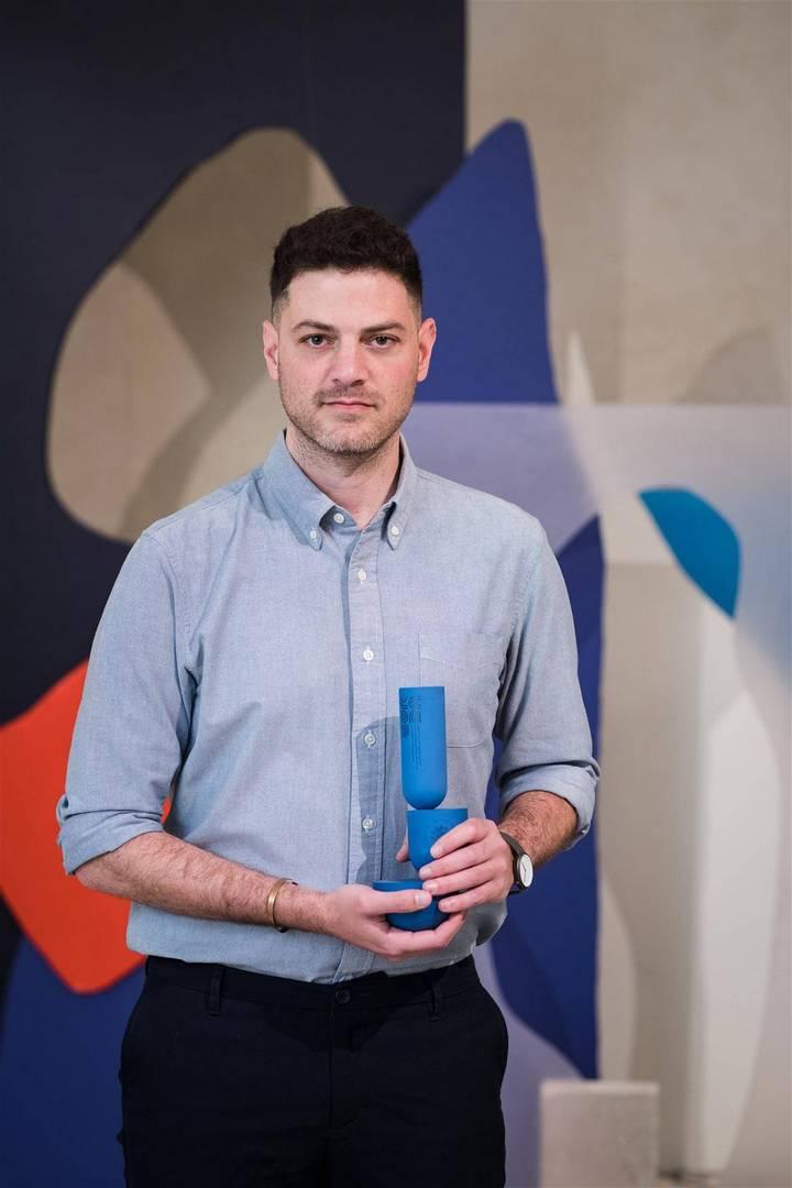 איל זקין, זוכה פרס אדמונד דה רוטשילד לעיצוב 2020
