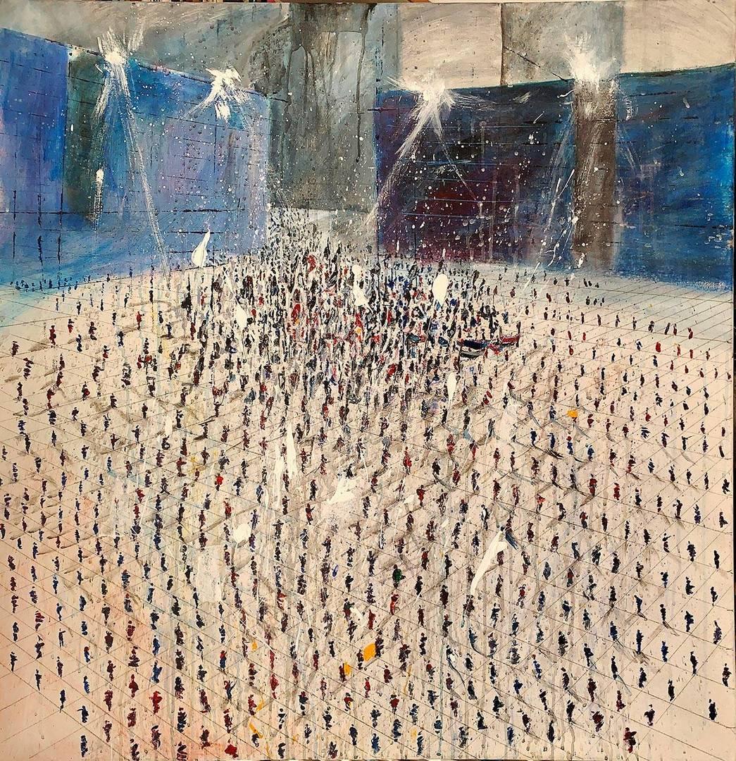הפגנה, כיכר רבין