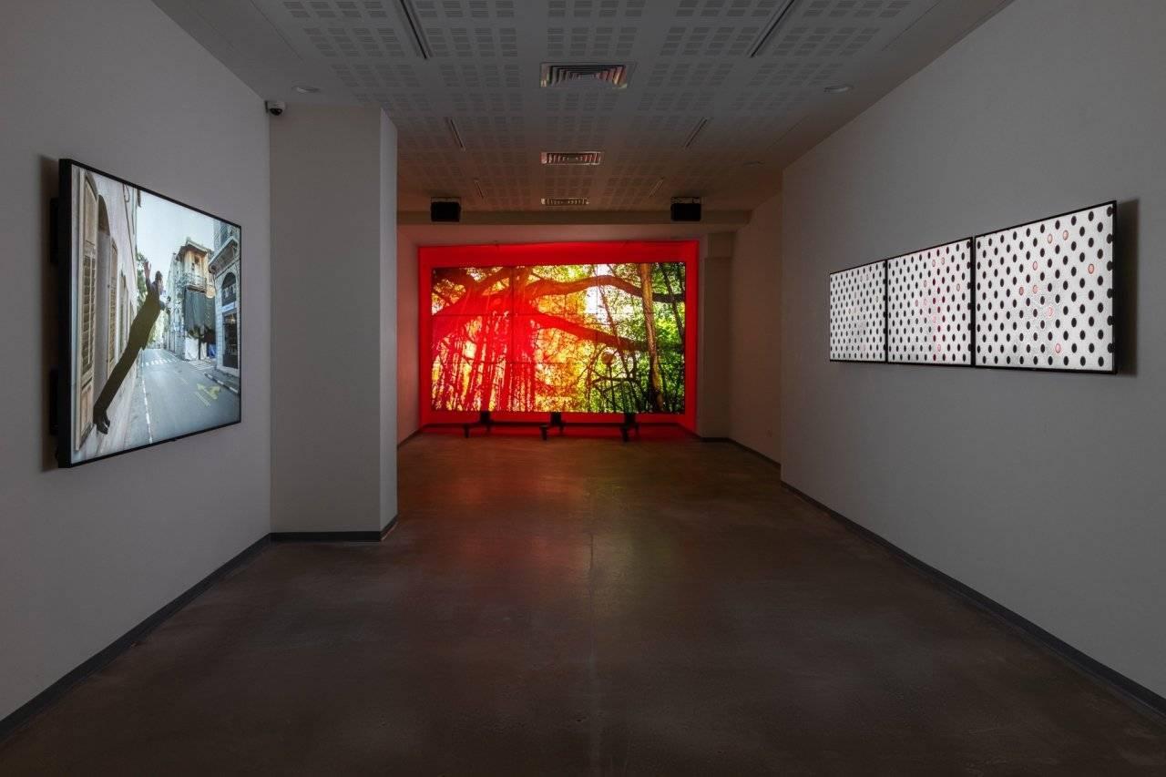 התערוכה הפרעת קשב גלריה אחד העם 9