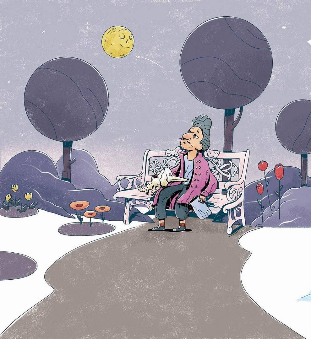 שמעון אנגל, ספר ״מצחיק־טעים״ מאת חגית ביליה, הוצאת מודן