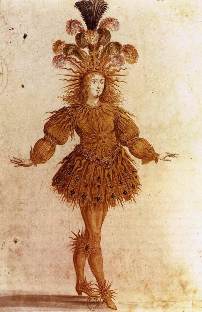 Henri de Gissey, לואי ה־14, Le Ballet de la nuit