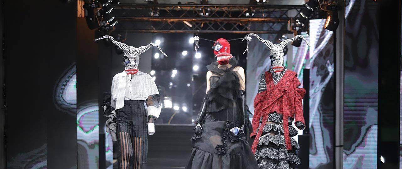 נטע אילוז, ויצו חיפה מתוך ערב הגאלה של שבוע האופנה קורנית תל אביב