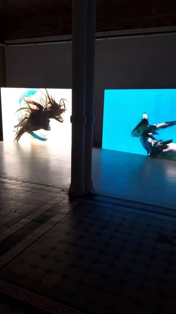 שרון בלבן בגלריה פרופגנדה, ורשה