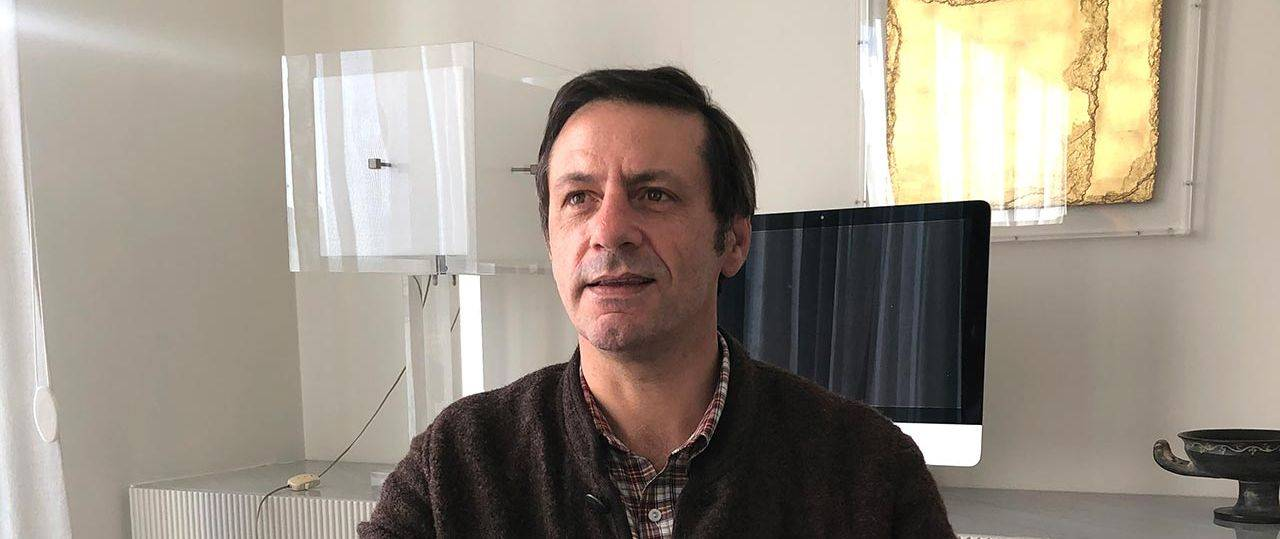 אנדראה אמיקטי. צילום: מ״ל