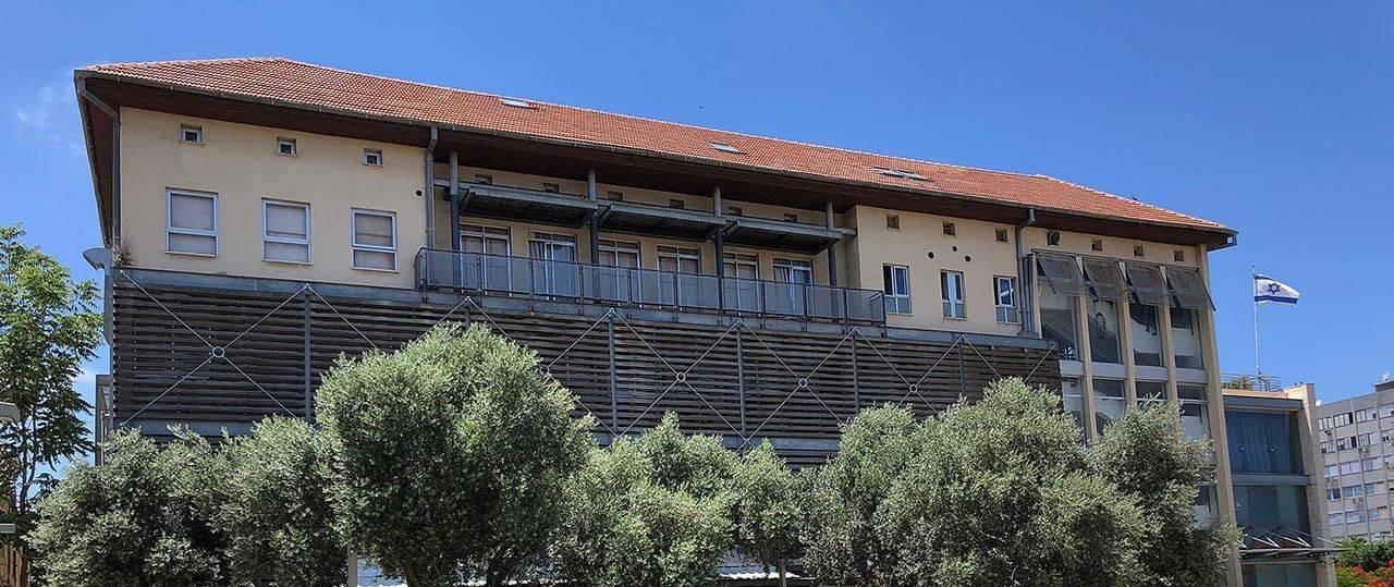 המרכז האקדמי לעיצוב ולחינוך ויצו חיפה