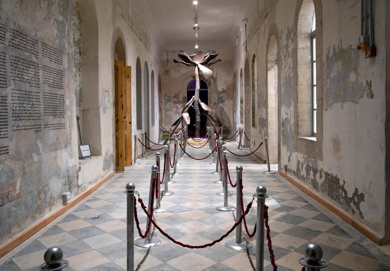 איתמר המרמן, להמשך התערוכה; דבורה פישר, נווה מבוך