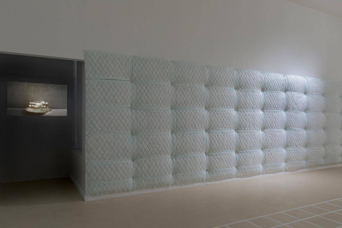 דגנית בן אדמון, מים עד נפש, מוזיאון הרצליה