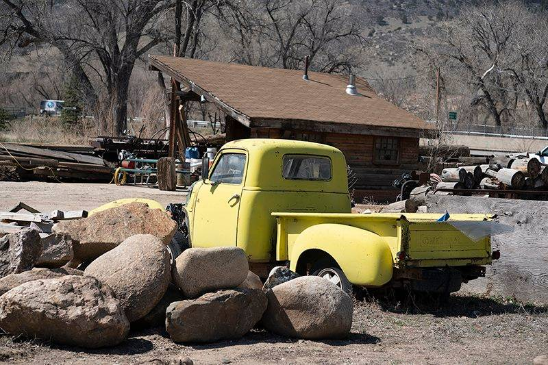 לילך פלד צ'רני, ״רכבי שטח״ בקולורדו