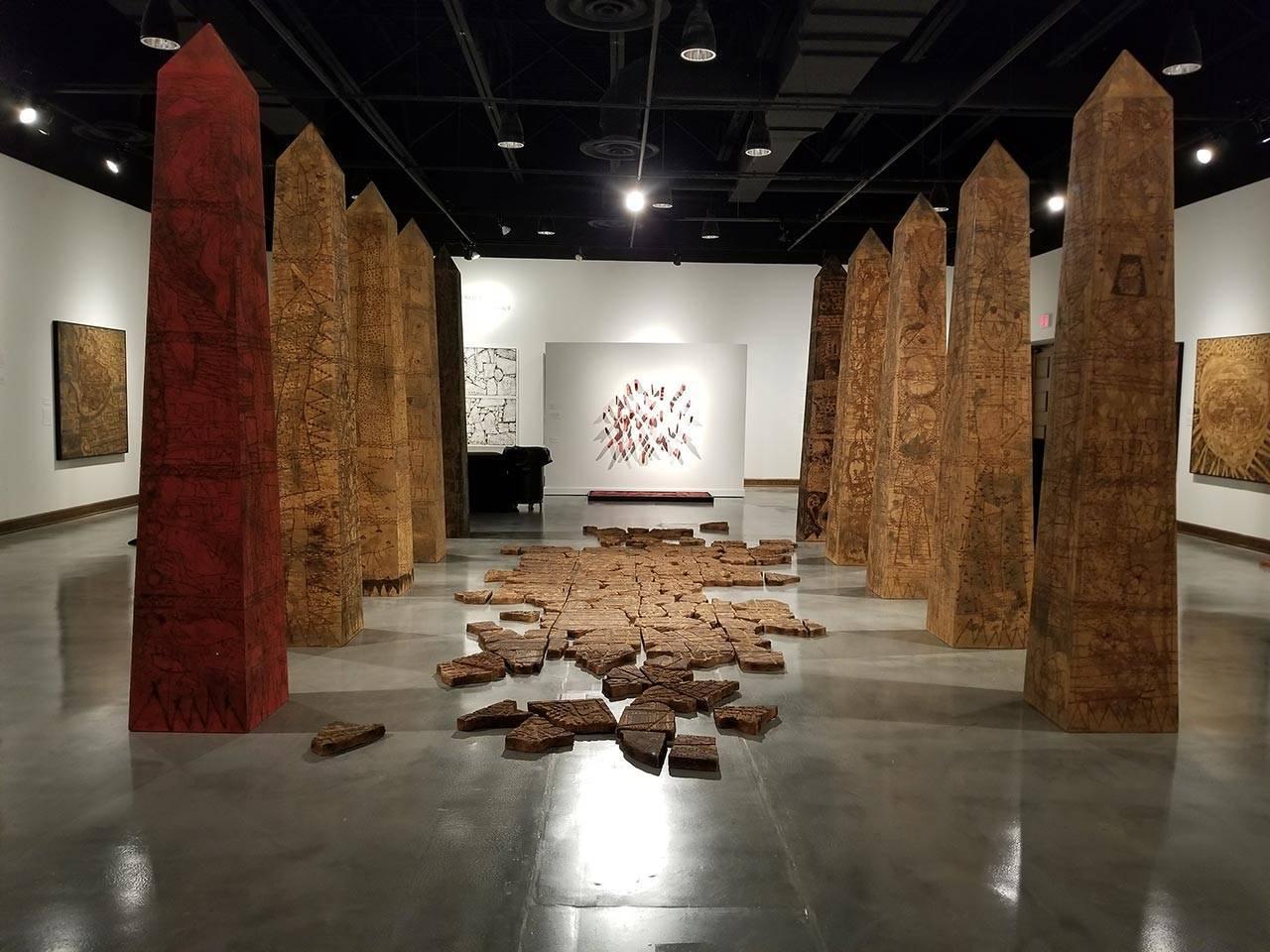 מוזיאון התנ״ך, דאלאס, 2020