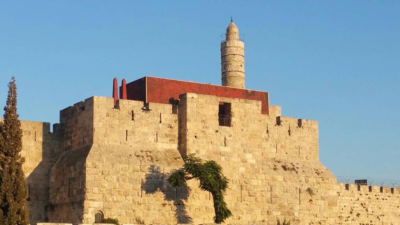 מוזיאון מגדל דוד, ירושלים, 2017