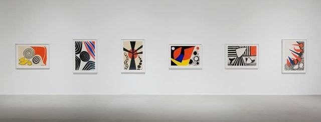 אלכסנדר קאלדר, מוזיאון תל אביב. צילומים: אלעד שריג