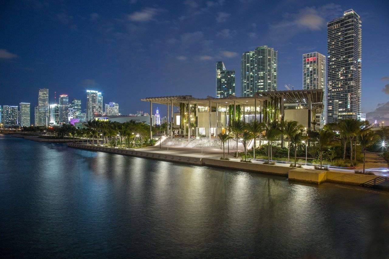 מוזיאון פרז, מיאמי