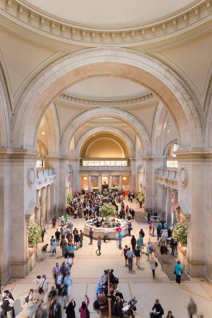 מוזיאון MET, ניו יורק.