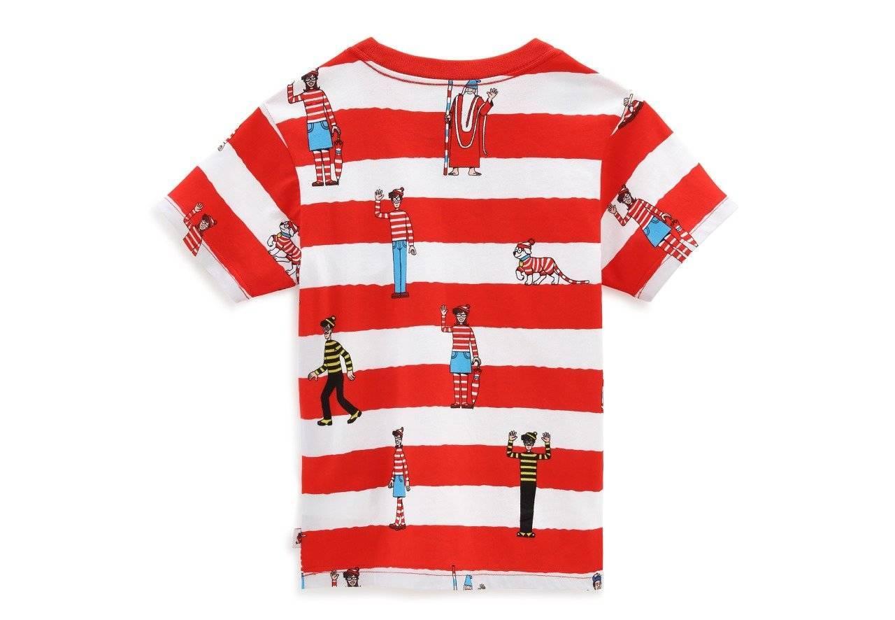 ואנס Where's Waldo