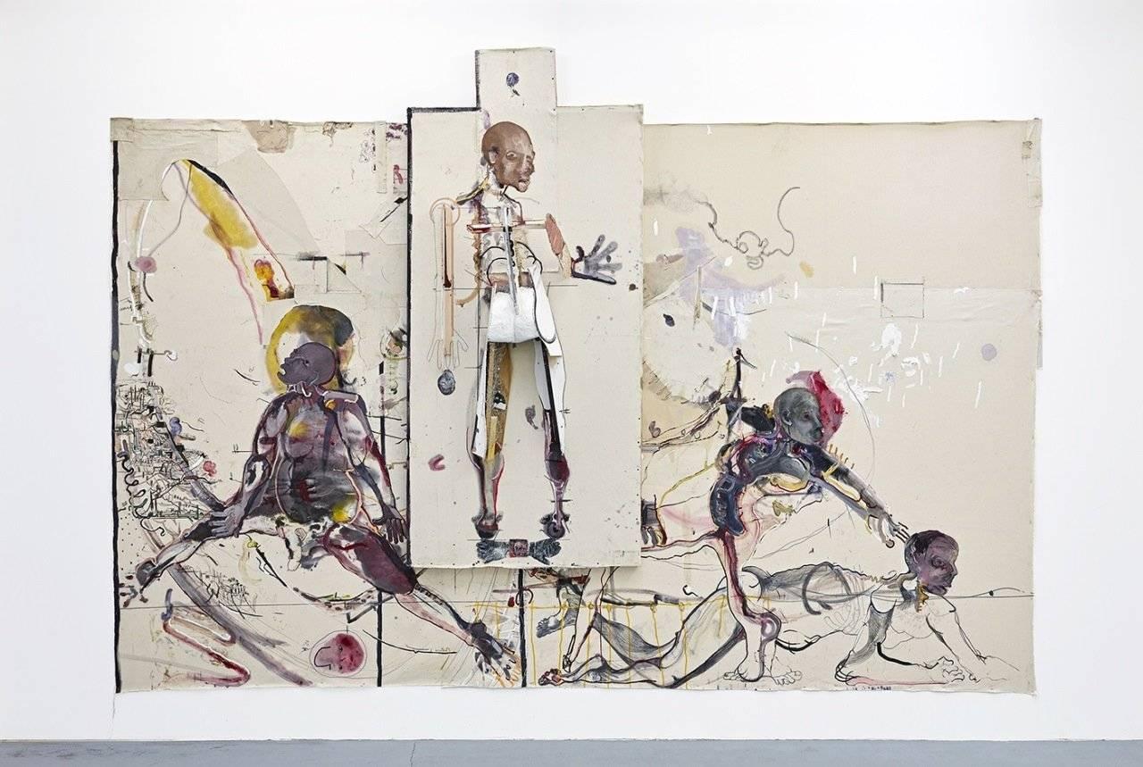 ברית אמיר נוה in situ gallery paris