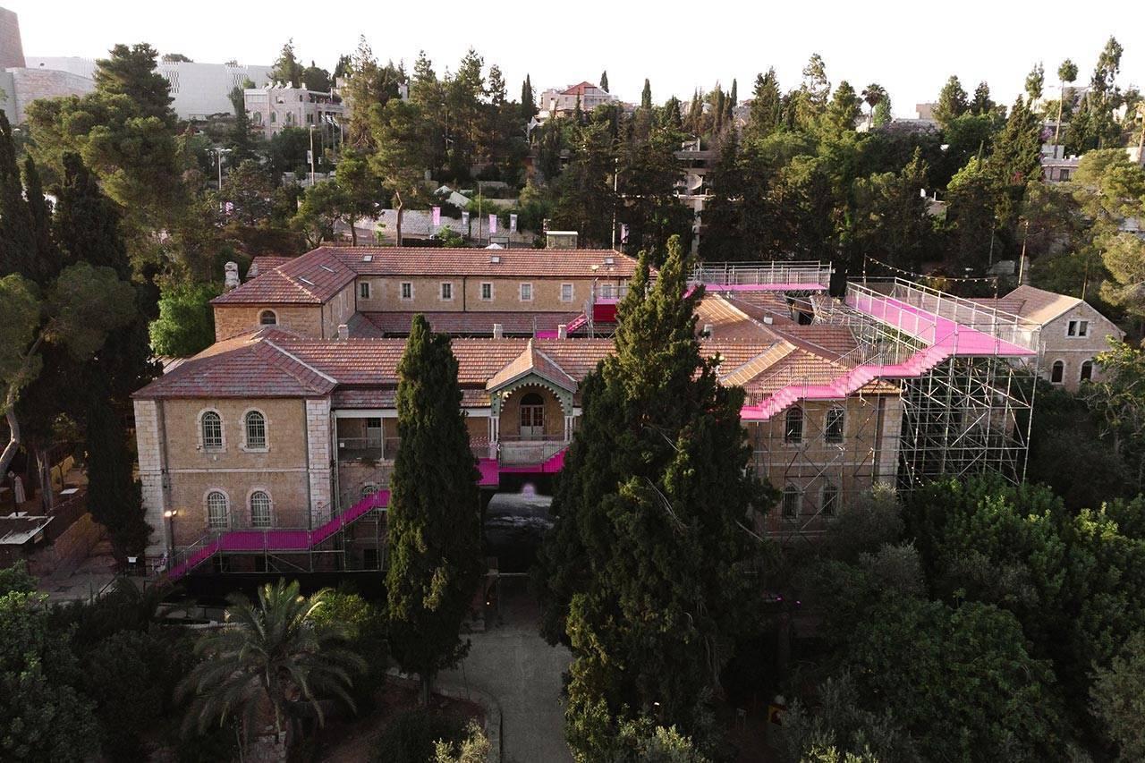 בית הנסן, שבוע העיצוב ירושלים, 2019