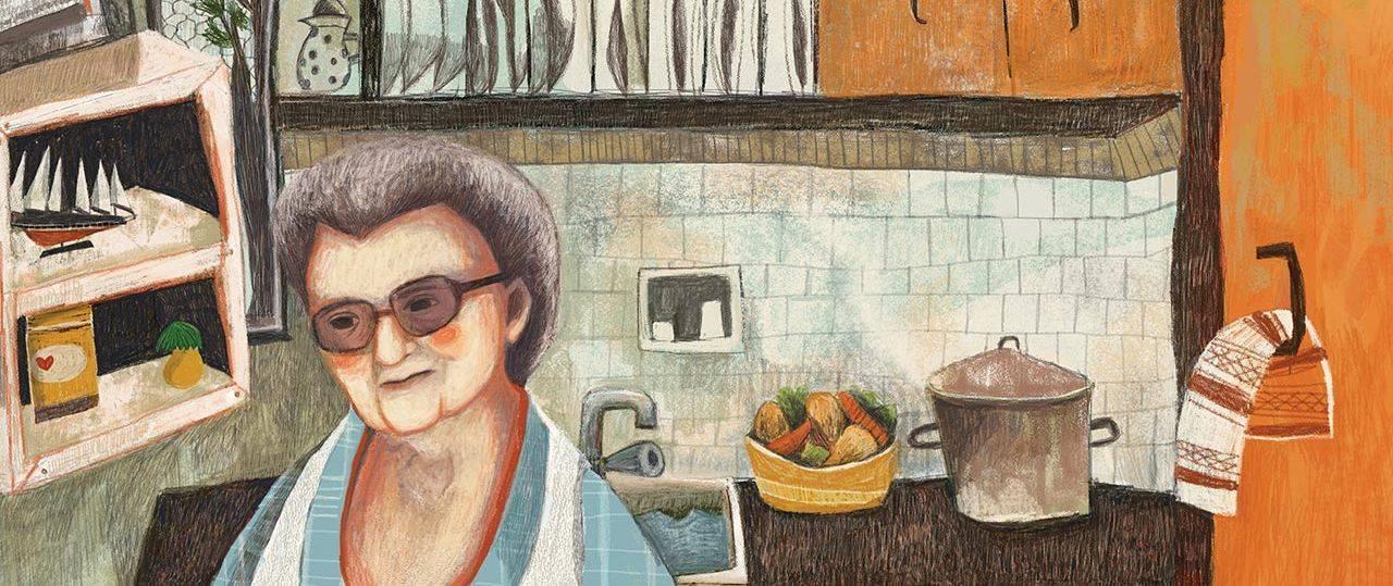 לי-אור עצמון פרואין, סבתא רב חובל