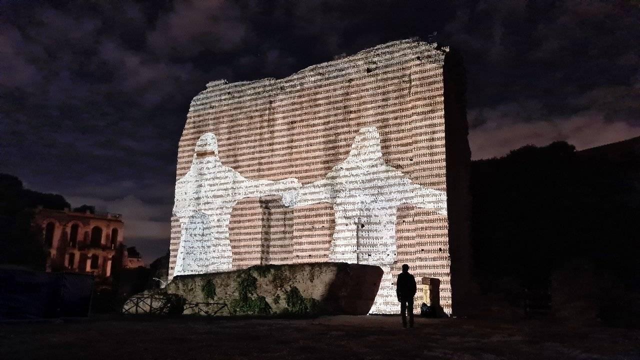 מיכל רובנר ברומא, 2020