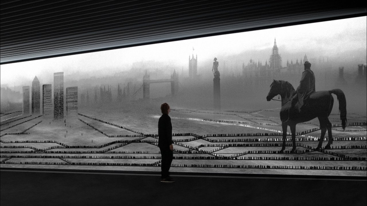 Transitions, לונדון 2019