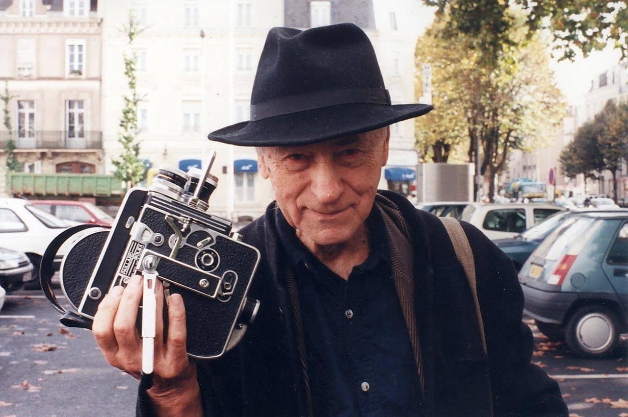 ג׳ונאס מקאס. צילום: בוריס להמן