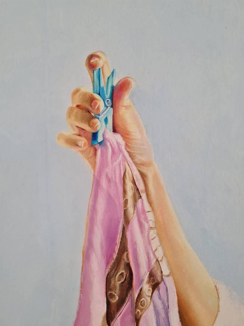 שירלי סיגל בגלריה על הצוק