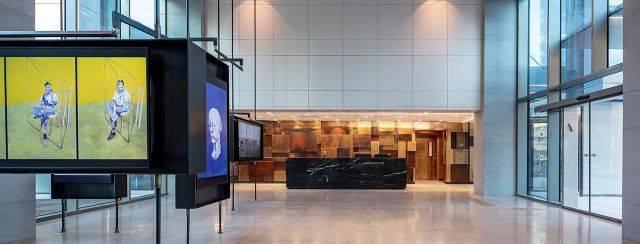 בית החולים הפרטי רפאל. עיצוב: גדי הלפרין; צילומים: עמית גרון