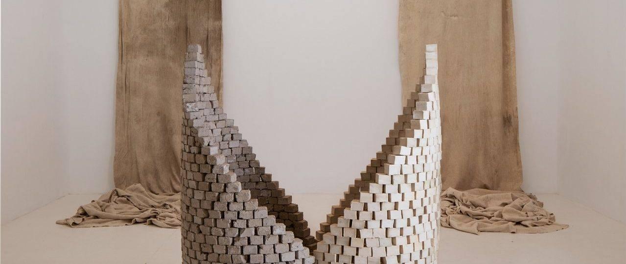 אלה ליטביץ במרכז לאמנות עכשווית בתל אביב. צילומים: אייל תגר