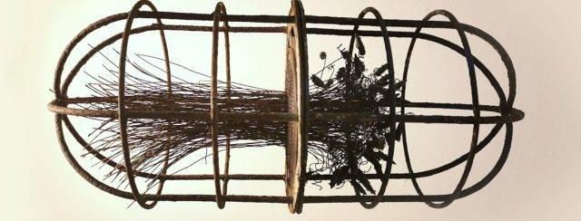 """אתי גדיש דה לנגה, כמוסה, בית האמנים תל אביב. צילומים: מ""""ל"""