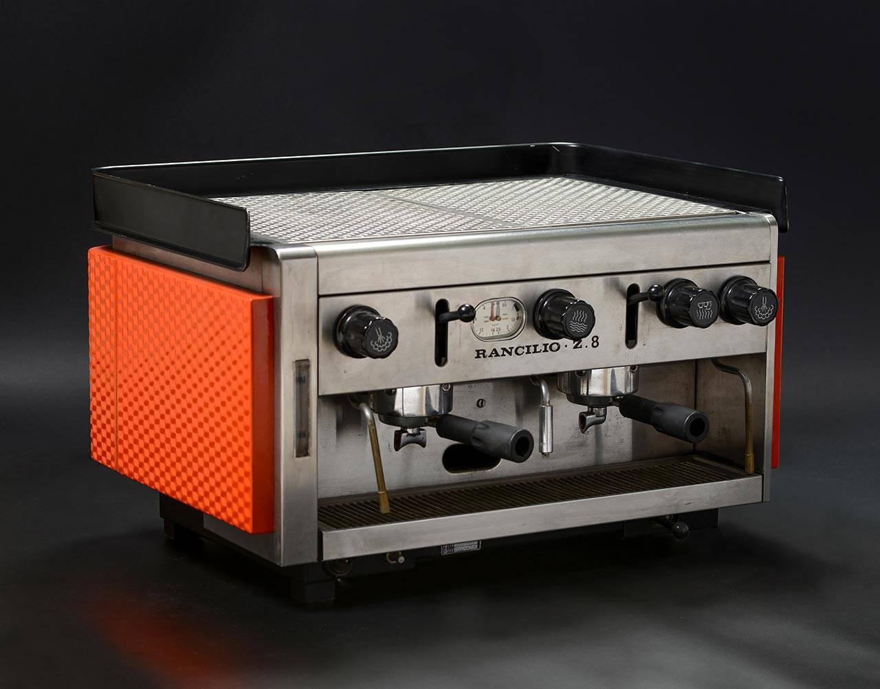 מכונת קפה Racilio, איטליה 1971. אוסף איריס ורם איבגי