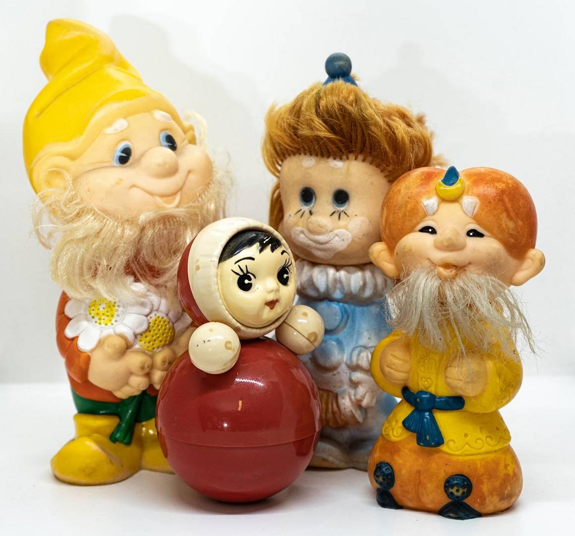 צעצועים סובייטים