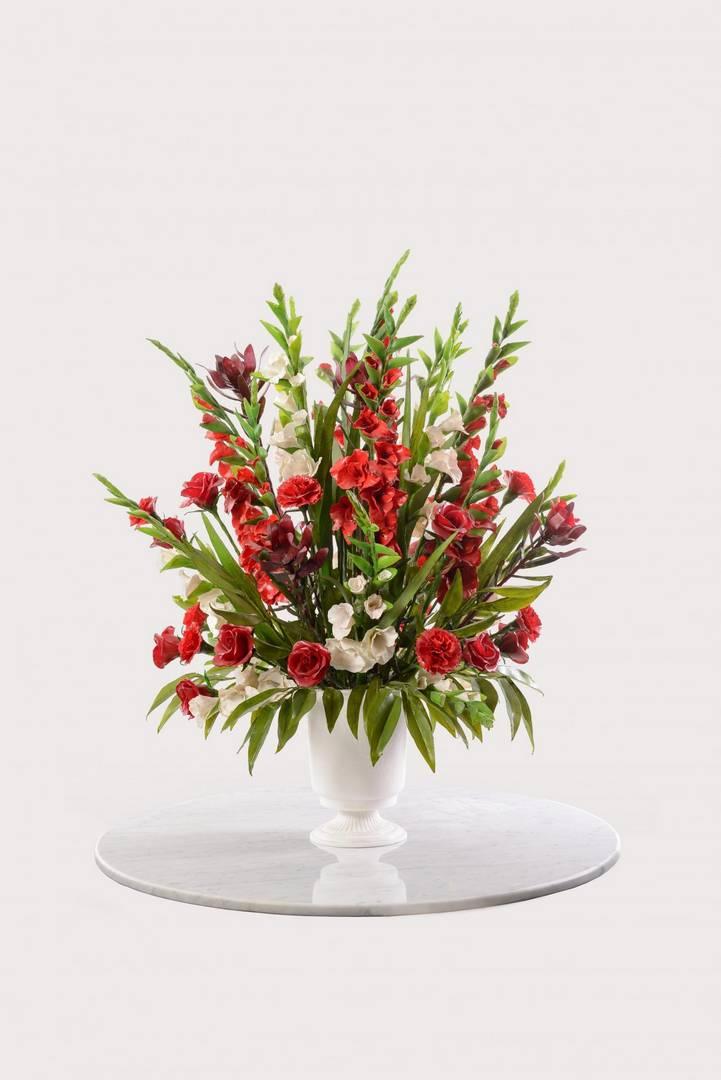 שירה זלוור, סידור פרחים