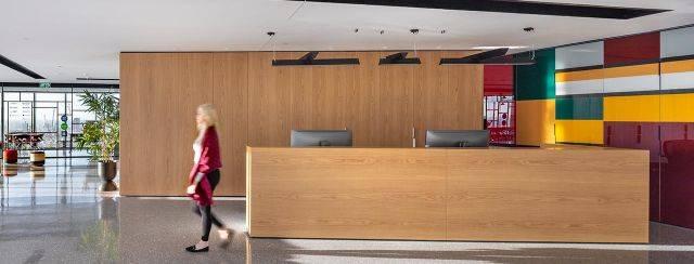 משרדי חברת SVB בתכנון אורבך הלוי אדריכלים
