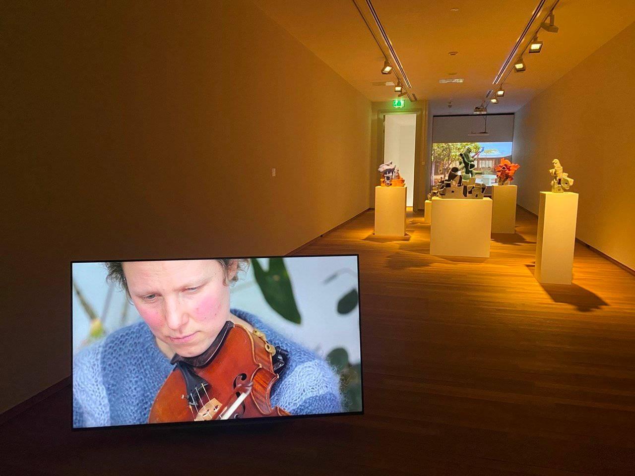 Voice Over, מוזיאון בונפאנטן, מאסטריכט, 2020