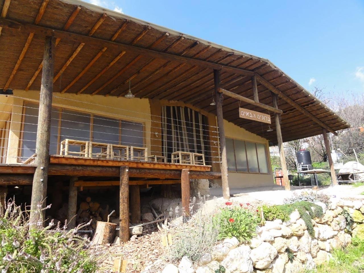 ורטיגו, כפר האמנות האקולוגי. צילום: מל