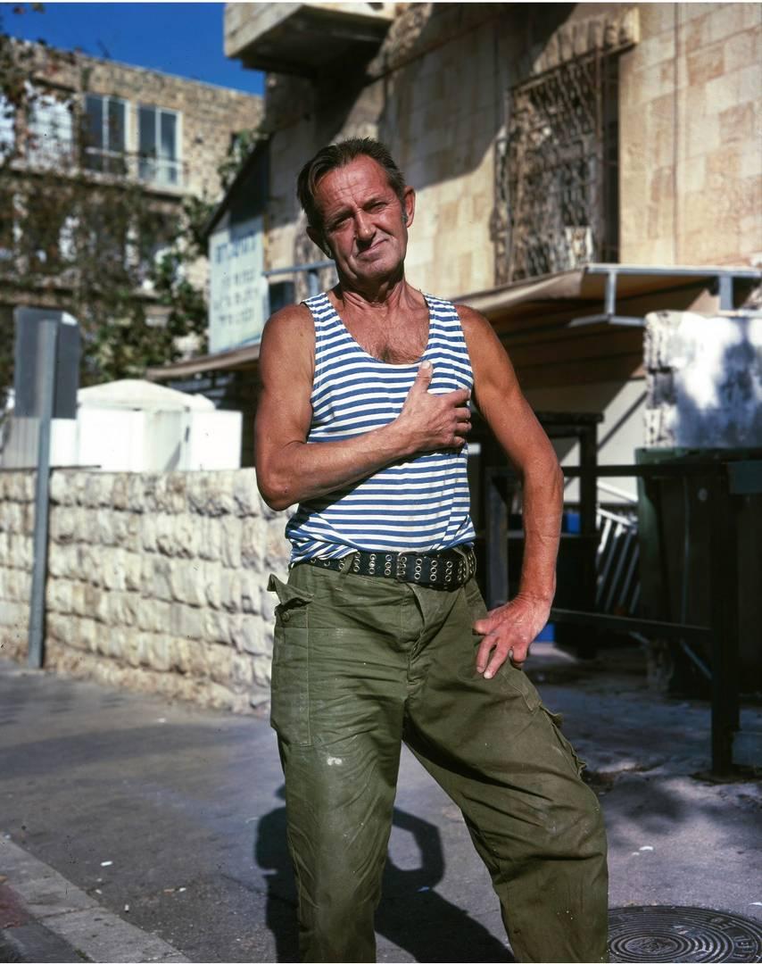 יונתן לוי, המחלקה לצילום, ויצו חיפה